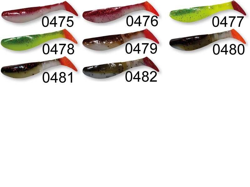 RELAX kopyto RK3-7,5cm 10ks v bal. barva 0475