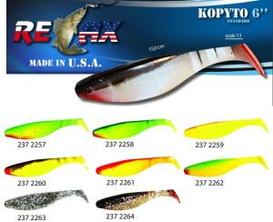 RELAX kopyto RK6 (15cm) cena 1ks/bal5ks 2257