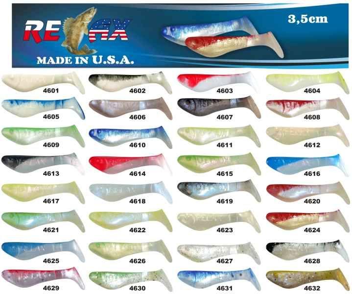 RELAX kopyto RK 1 (3,5cm)cena 1ks/bal25ks 4607
