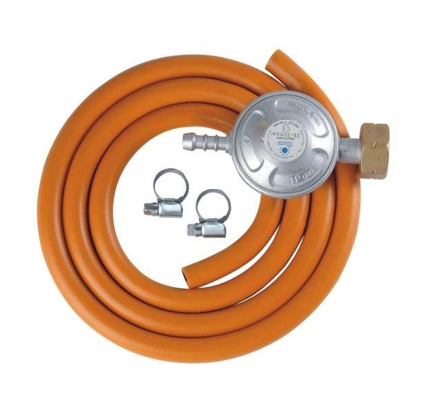 Hadice s reg. tlaku 30mbar - set