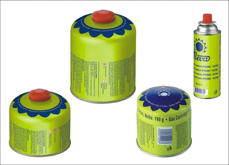 Náhradní tlaková kartuš-230g ventil,závit