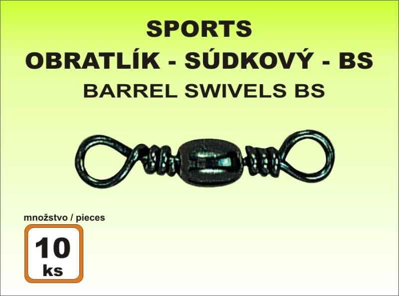Obratlík Sport BS soudek (bal.10ks) vel.18/8kg