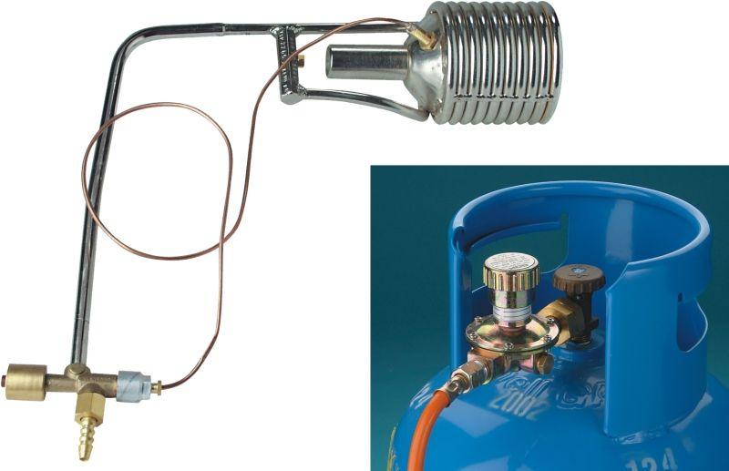 Špirálový hořák - 50 kW