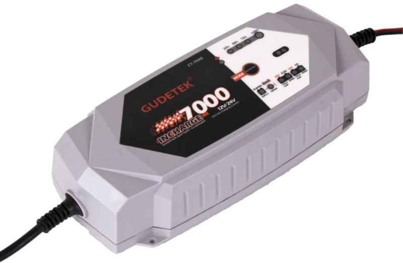Nabíječka baterií DLT CT-7000 12V / 24V