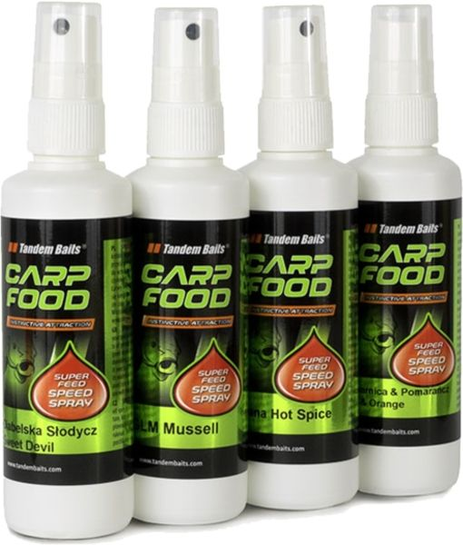 Super Feed Speed Spray 100 ml,GLM Mussell