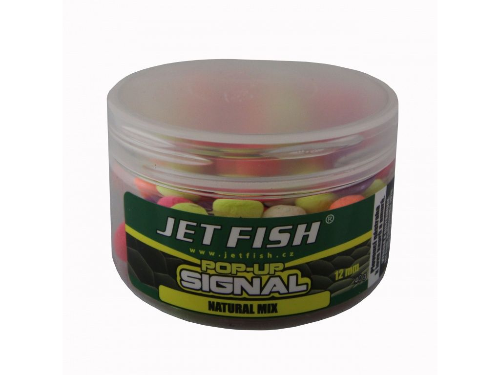 POP - UP Signal 12mm : banán Jet Fish
