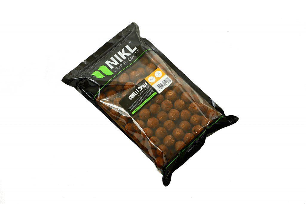 Economic Feed Boilie - Chilli-Spice 1 kg Nikl