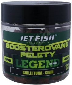 Legend Range - Boosterované pelety 120g - 12mm : CHILLI TUNA_CHILLI