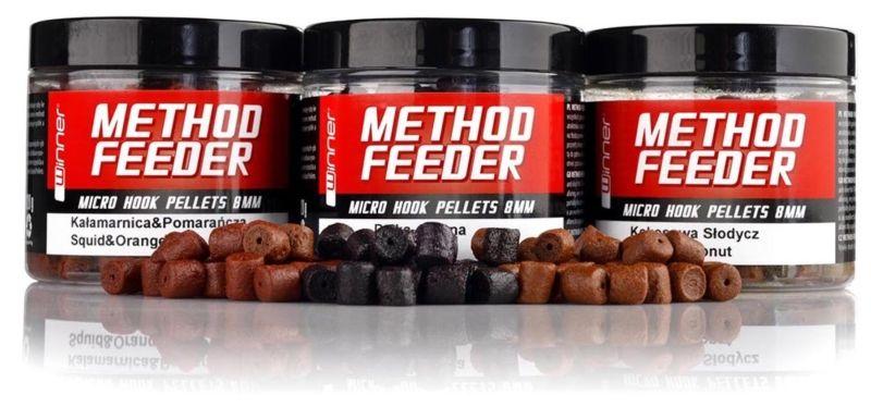 Method Feeder Micro Band Pellets - 6mm / 120g Strawberry Supreme