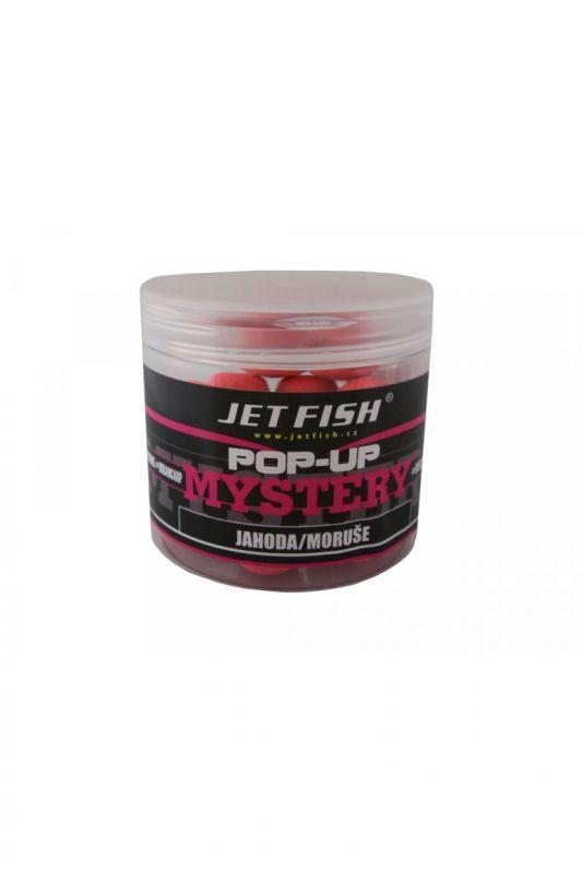 MYSTERY pop - up 20mm : jahoda /moruše Jet Fish