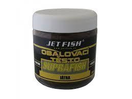 Obalovací těsto Supra Fish : JÁTRA 250g Jet Fish