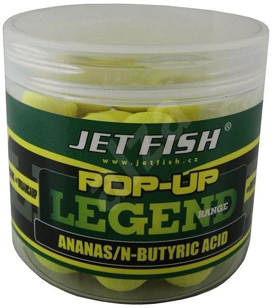 POP-UP LEGEND RANGE 16mm : ananas/butyric Jet Fish