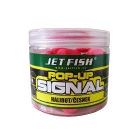 POP - UP Signal 16mm : halibut /česnek Jet Fish