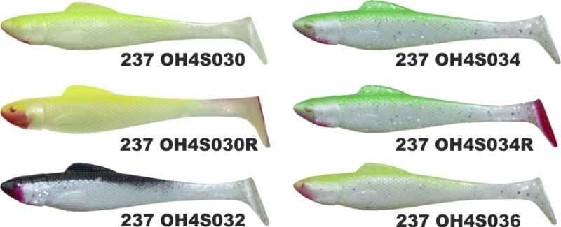 RELAX OHIO 4 - 10cm, 10ks/1bal barva 7219