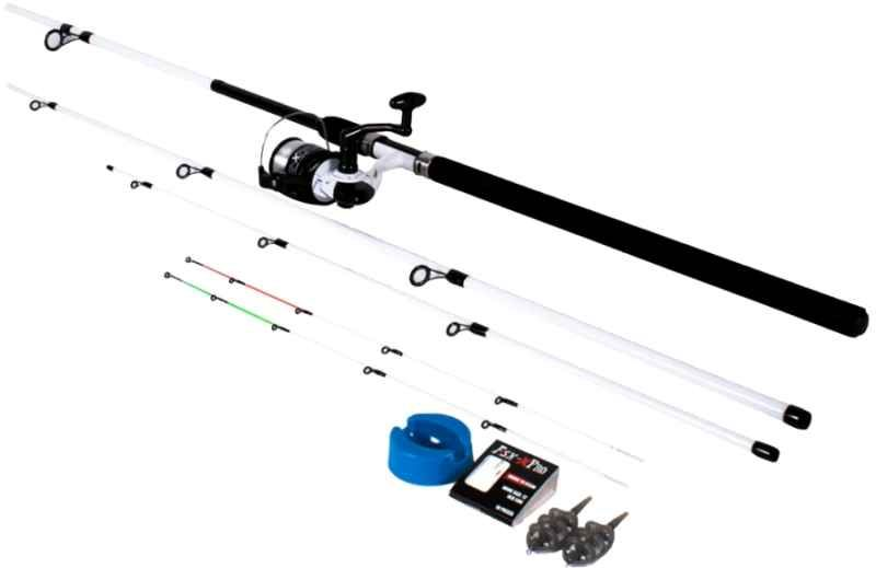FISH-XPRO Method feeder set 3,3m + naviják vel.30