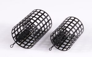 Feeder krmítko Strong kulaté - černé 40g 5,0x4,0mm