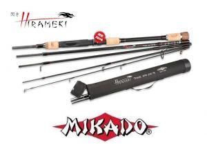 Mikado Hirameki Travel Spin 2,40m 6-25g DOPRODEJ