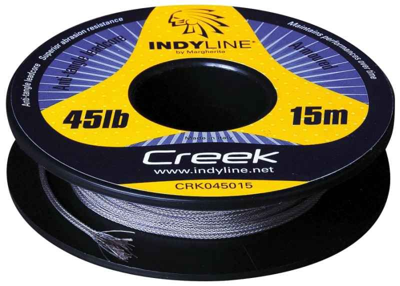 Rybářska leadcore šňůra Indy Line CREEK 465 050 - Rybárska leadcore šnúra Indy Line CREEK