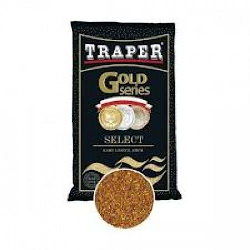 Krmení Traper Gold 1kg