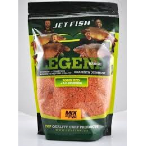 Mix do PVA Legend Range - 1kg Jet Fish