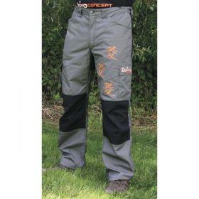 Kalhoty Doiyo Tough paints Velikost XL