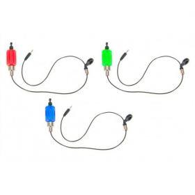 Mechanický hlásič záběru, LED Hänge Barva zelená