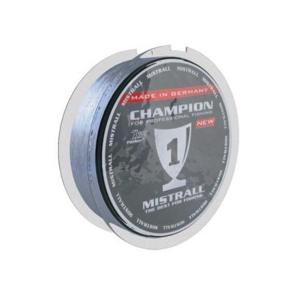 Mistrall vlasec Champion strong – Black 150 m, průměr 0,22 mm