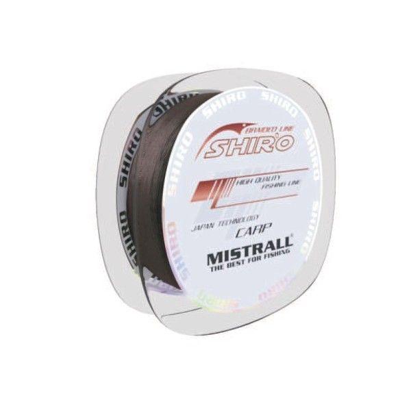 Mistrall vlasec Shiro Carp průměr: 0,24 mm