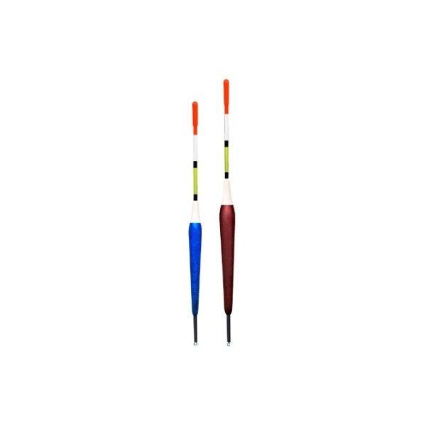 Průběžný splávek na stojatou vodu - Balení 3 ks hmotnost: 4,0g TIM