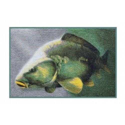 Rohožka 3D Kapr Delphin