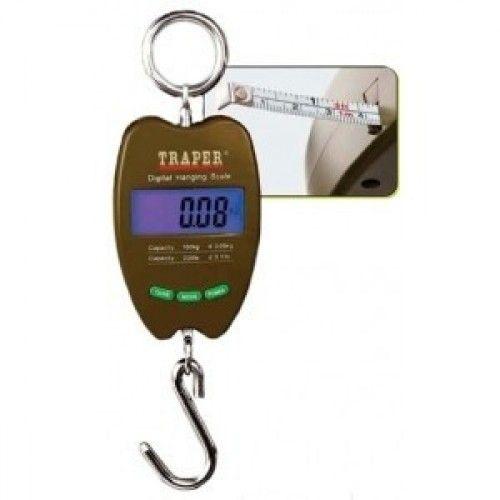 Traper Digitální váha do 100kg