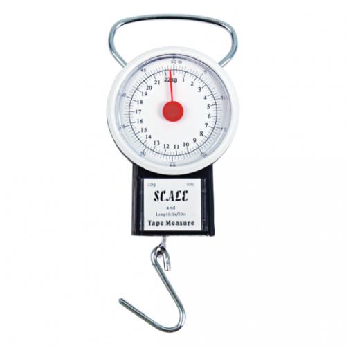 Váha Analogová do 22 kg s Metrem Flajzar