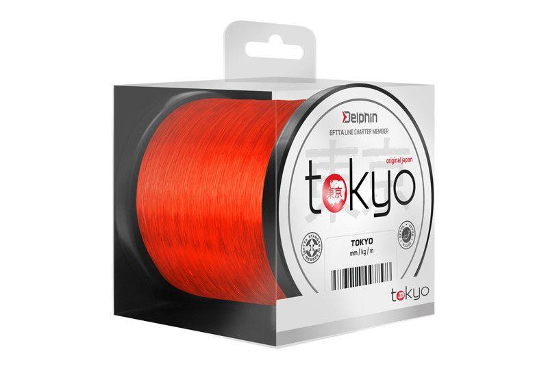 Delphin TOKYO oranžový 3700m