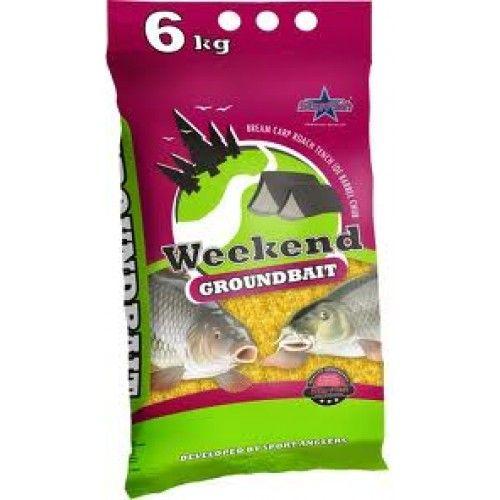 Krmení Starfish Weekend 6kg Tekoucí vody - AKCE