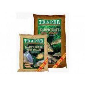 Krmení TRAPER Kaprovité ryby Tekoucí vody 2,5kg - AKCE
