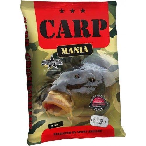 Krmení STARFISH CARP MANIA 2,5kg AKCE -10% (10ks)