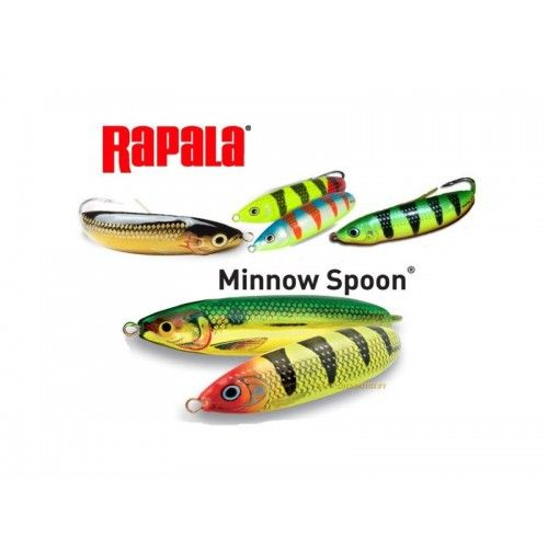 Rapala Minnow Spoon 10 P