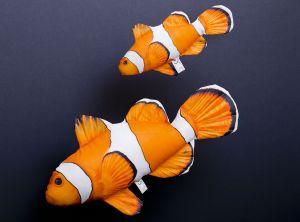 Polštář Nemo (Klaun očkatý) Mini 30cm