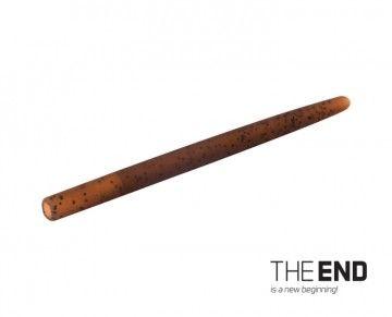 Tvrdá gumička proti zamotaniu THE END / 10ks DELPHIN