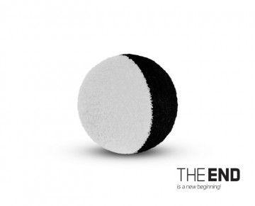 ZIG RIG guličky bielo čierne / 10ks DELPHIN