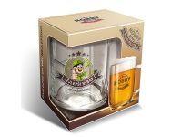 Dárková pivní sklenice HOBBY - Nejlepší rybář