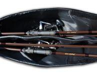 Dvojkomorové puzdro Delphin PORTA 360-2 / dlhé vrecko